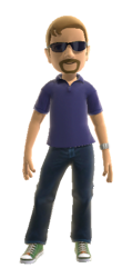 Matt's XBox Avatar